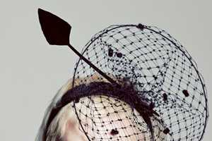 Ava Ray London Headpieces are Classy Couture Caps