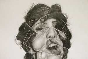 Gillian Lambert Pencils Warped People