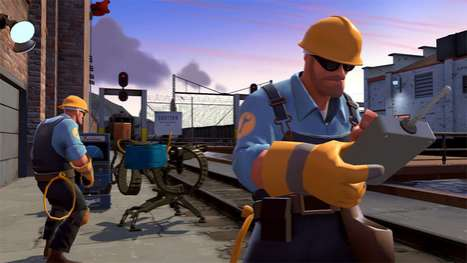 Team Fortress 2: Triple-A goes Free-to-Play