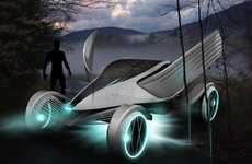 Winged Eco Vehicles