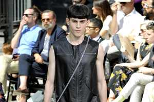 The Lanvin 2012 Spring/Summer Line Boasts Hardcore Cuts & Textures