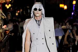 The Thom Browne 2012 Spring/Summer Line Features Frills & Bold Patterns