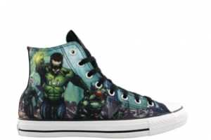 These Converse x Green Lantern Sneakers Brings the Power of Oa to Footwear