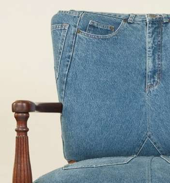 LegendBlues Denim Furniture