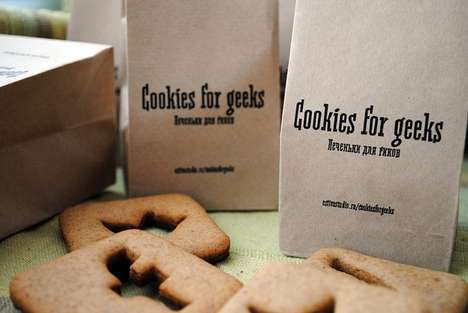 Scrumptious Social Media Confections - Cookies for Geeks Bakes Delicious Internet Favorites