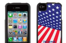 Star-Spangled Smartphone Covers