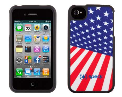 Speck Patriot Fitted iPhone 4 Case