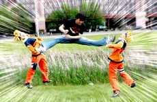 Live-Action Anime Battles