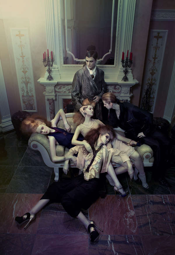 Glamorously Vampiric Galleries