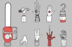 These 19 Iconic Hands Illustrations Test Every Space Fan