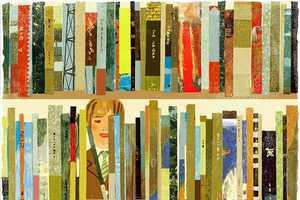 Tatsuro Kiuchi Illustrates Peaceful Daily Life