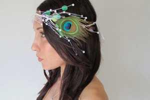 These Theresa Joy Headbands are Elegant Accessories