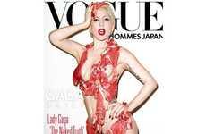 15 Bizarre Lady Gaga Braziers