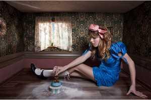 The Yifat Vernchik Alice in Wonderland Series is Dreamlike