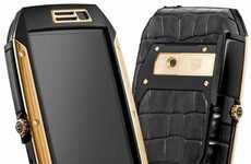 Swiss Watchmaker Smartphones