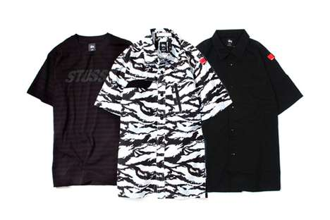 Stussy Hurricane Collection