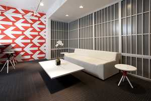 Rollout Design Uses Oversized Arrows in Fruitridge Project