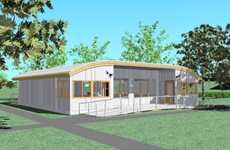 Power-Producing Classrooms - Green Apple Classrooms are Designed to Save California Schools Money