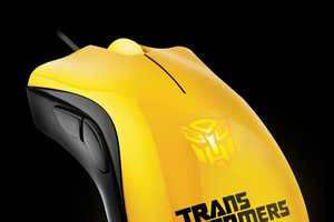 The Razer Transformers 3 Series Features Gadgets in Disguise