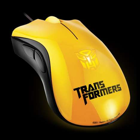 Razer Transformers 3 Death Adder