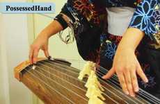Robotic Music Hands