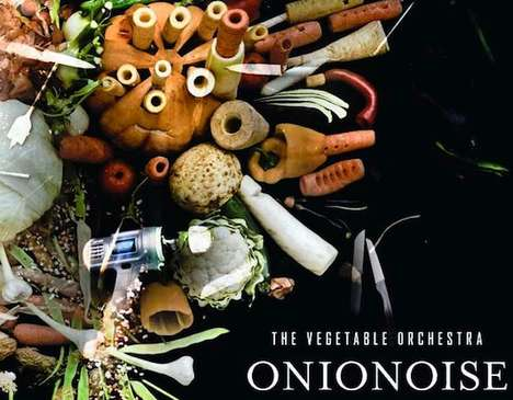 Onionoise by the Vegetable Orchestra