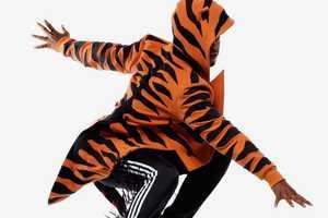 The Jeremy Scott Adidas Originals 2011 Fall/Winter Lookbook is Roaring