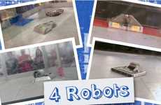 High School Robotic Showdowns