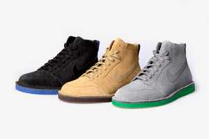 The Nike Sportswear Air Royal Mid SO Combines Two Classic Styles in One Shoe