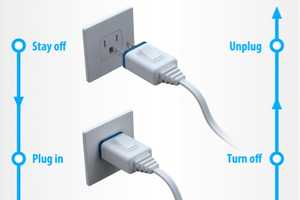 The Switch Plug by Gonglue Jiang Saves Energy & Decreases Risk of Injury