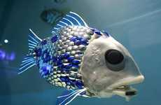 Cyborg Sea Creatures