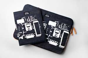 The A.P.C. x Incase Capsule Collection for Guitar Junkies