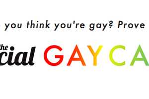 Get Your 'Official Gay Card' by Answering a Few Questions
