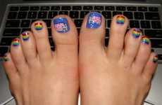Toe Meme Makeovers
