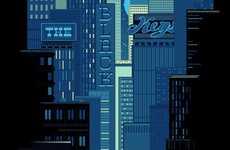 Comic Illustration Music Promos