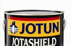 Eco-Friendly Exterior Paint - Jotun Jotashield Extreme Paint Reflects Heat to Keep Interiors Cozy