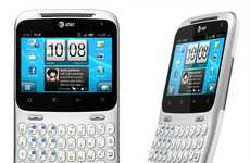 Facebook-Centric Smartphones - AT&T Launches the HTC Status for Diehard Social Media Users