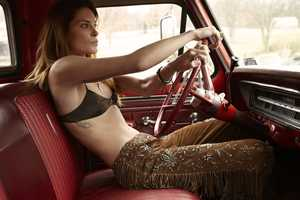 Erin Wasson is Hip and Hot for ELLE France June 2011