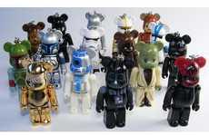 Sci-Fi Warrior Toys