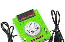 Itty-Bitty DJ Gadgets