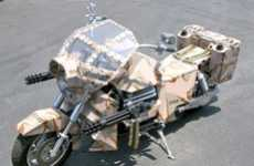 Militarized Motorcycles