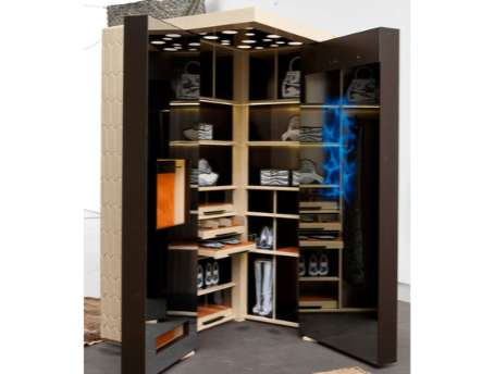 Multimedia Closets - The SupreME Wardrobe Turns Your Duds Digital