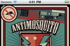 Pest-Repelling Apps - The AntiMosquito Application Drives Away Unwanted Insects