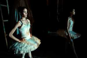 Peter Hapak Captures the Passion of Cuban Ballet Dancers
