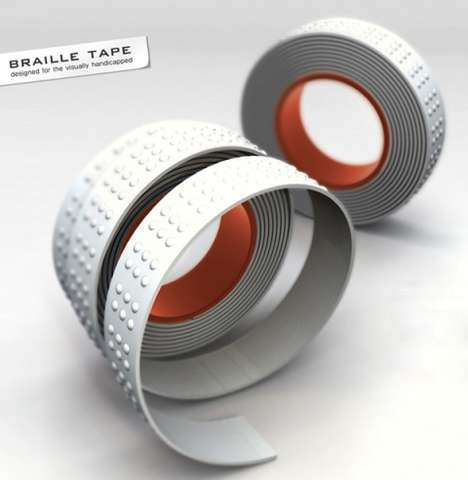 Braille Tape