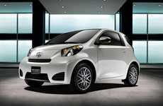 The Toyota Scion iQ Electric Car Will be Released in 2012