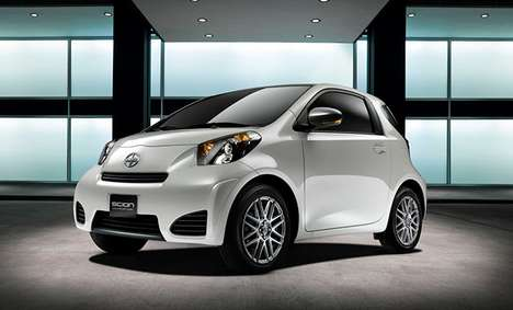 Micro Eco Autos (UPDATE) - The Toyota Scion iQ Electric Car Will be Released in 2012