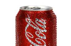 Bejeweled Beverage Cans