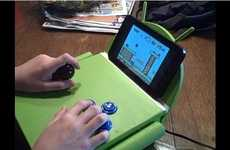 Bionic Mobile Joysticks - The Androcade Android Arcade Controller Brings Back Joys of Button Mashing