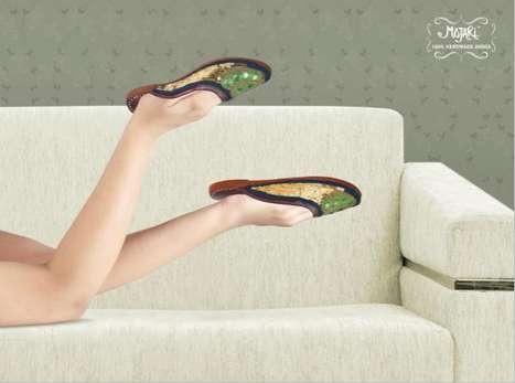Mojari Shoes Campaign